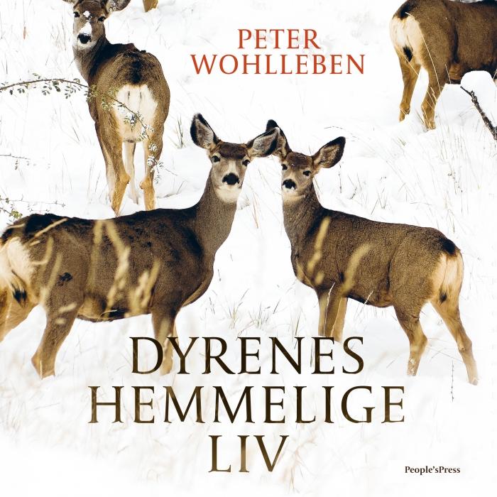 Dyrenes hemmelige liv af Peter Wohlleben som lydbog