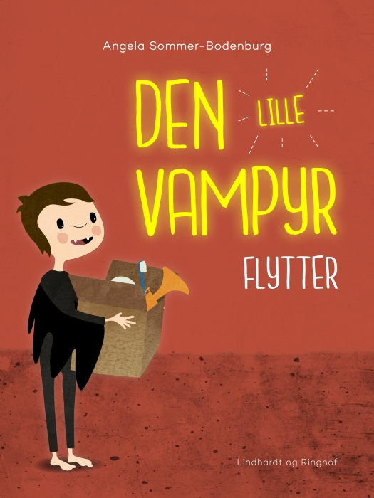 Image of Den lille vampyr flytter (E-bog)