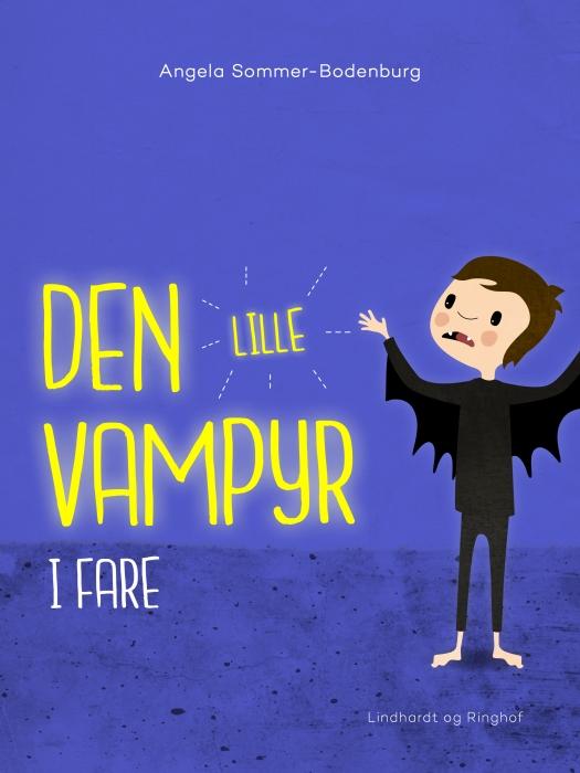 Image of Den lille vampyr i fare (E-bog)
