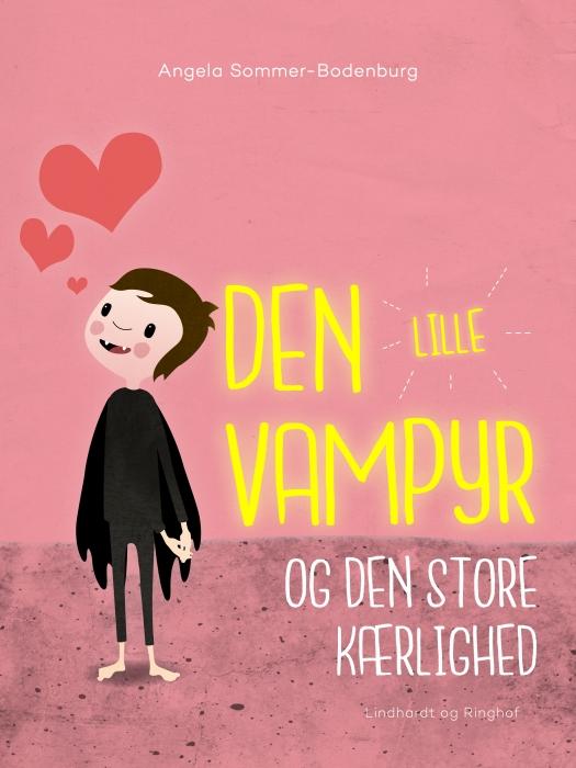 Image of Den lille vampyr og den store kærlighed (E-bog)