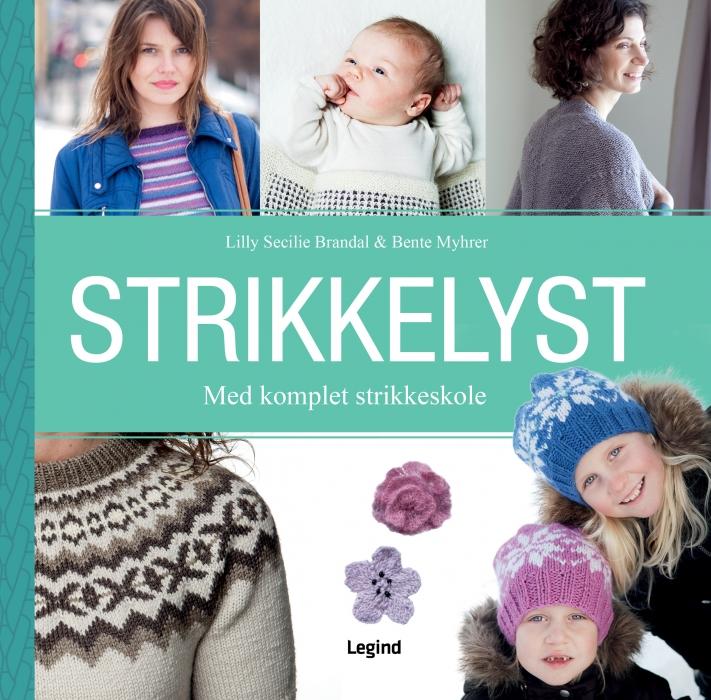 Image of   Strikkelyst (E-bog)