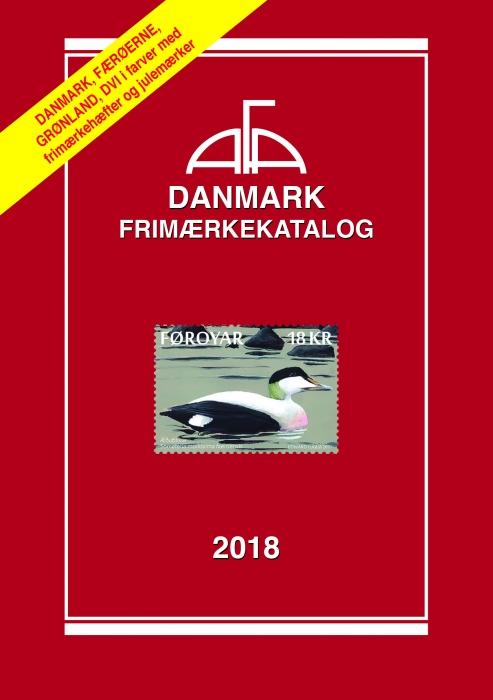Image of   AFA Danmark 2018 (Bog)
