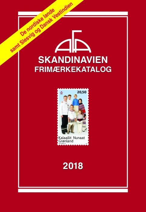 Image of   AFA Skandinavien 2018 (Bog)