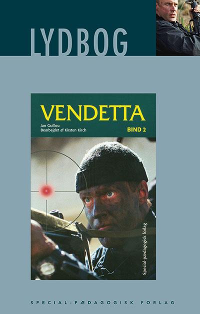 Vendetta bind 2, E-lydbog (Lydbog)