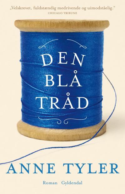 Image of Den blå tråd (Lydbog)