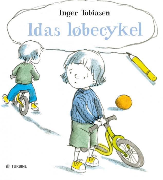 Billede af Idas løbecykel (Bog)
