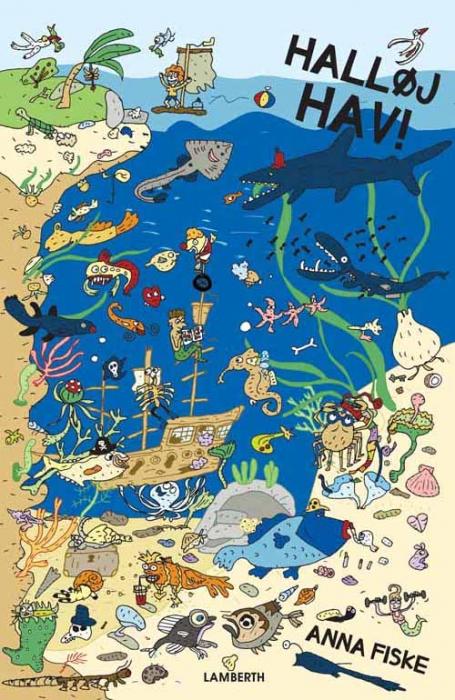 Image of Halløj hav (E-bog)