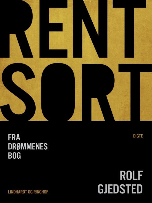 Image of   Rent sort. Fra drømmenes bog (E-bog)
