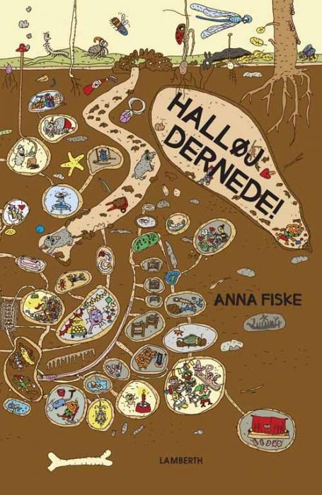 Image of Halløj dernede (E-bog)