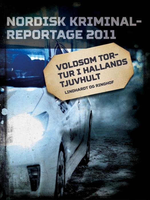 Voldsom tortur i Hallands Tjuvhult (E-bog)