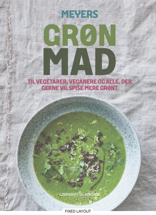Meyers grøn mad (E-bog)
