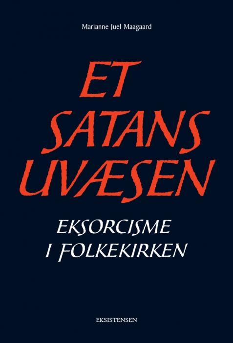Et satans uvæsen (E-bog)