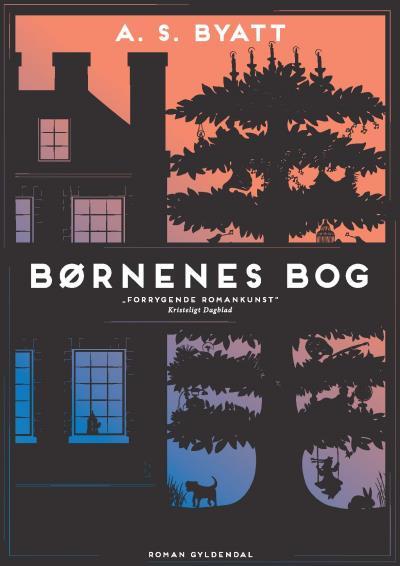 Image of Børnenes bog (Lydbog)