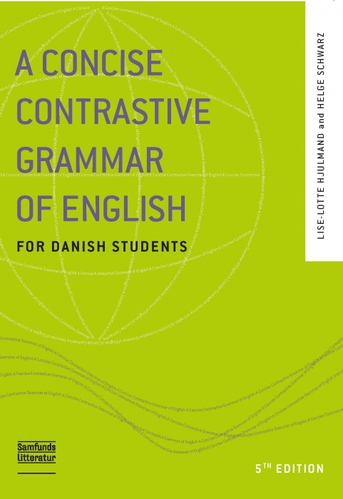 Image of   A concise contrastive grammar of English (Bog)