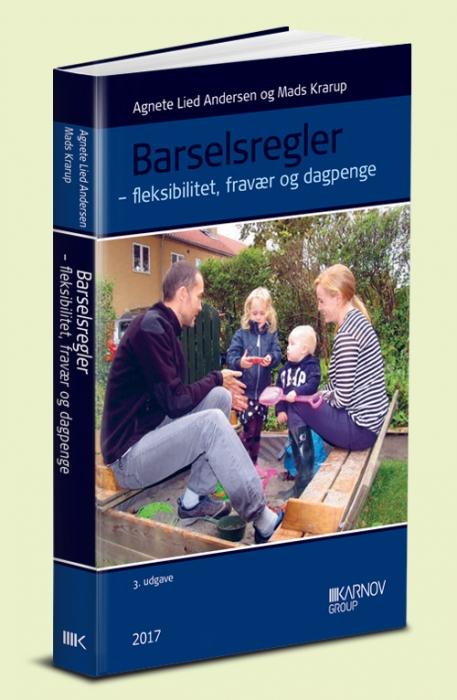 Image of Barselsregler (Bog)