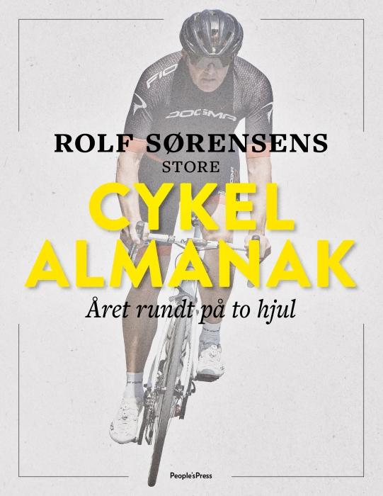 Image of   Cykelalmanak (Bog)
