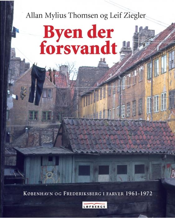 Image of Byen der forsvandt (Bog)