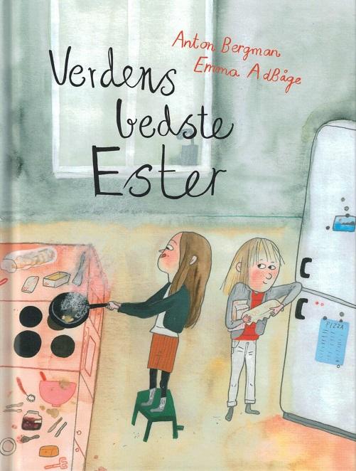 Image of Verdens bedste Ester (Bog)