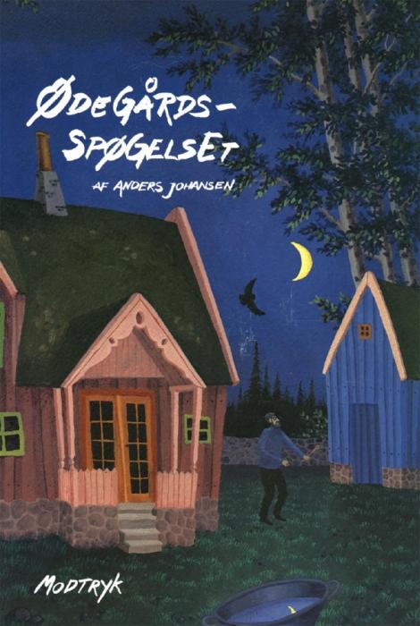 Image of Ødegårdsspøgelset (E-bog)