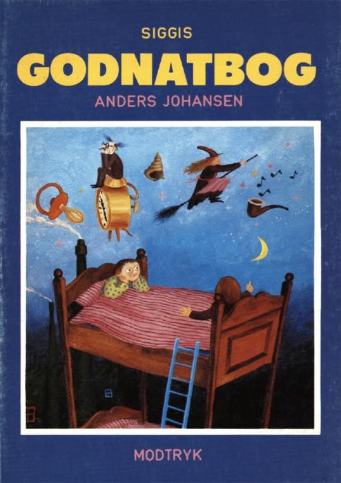 Image of Siggis godnatbog (E-bog)