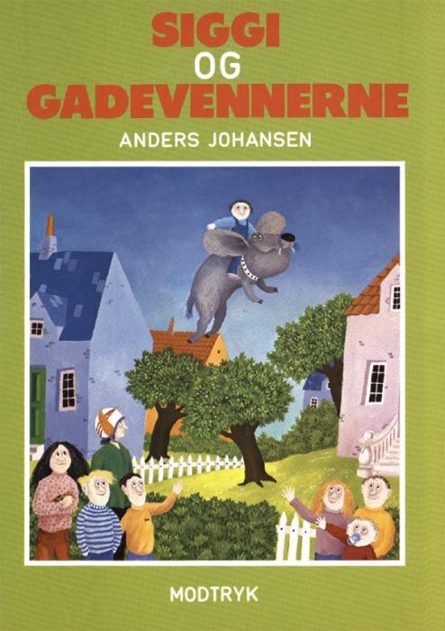 Image of Siggi og gadevennerne (E-bog)