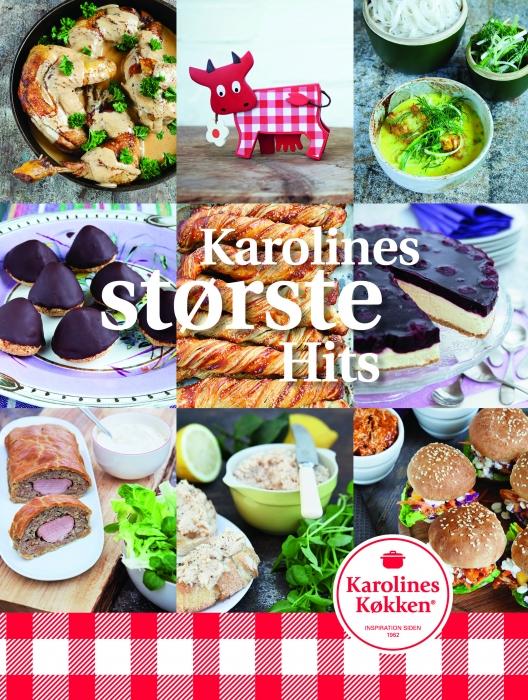 Karolines Største Hits (E-bog)
