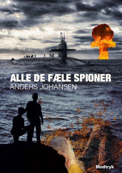 Image of Alle de fæle spioner (E-bog)
