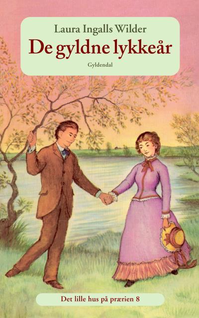 De gyldne lykkeår (bd. 8) (Lydbog)