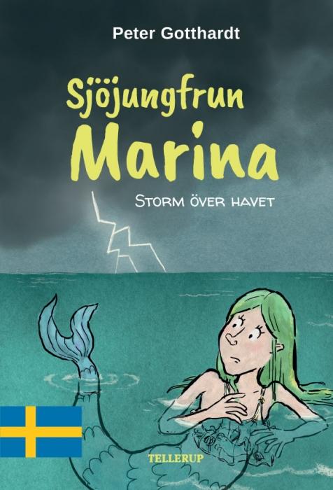 Sjöjungfrun Marina #4: Storm över havet (E-bog)