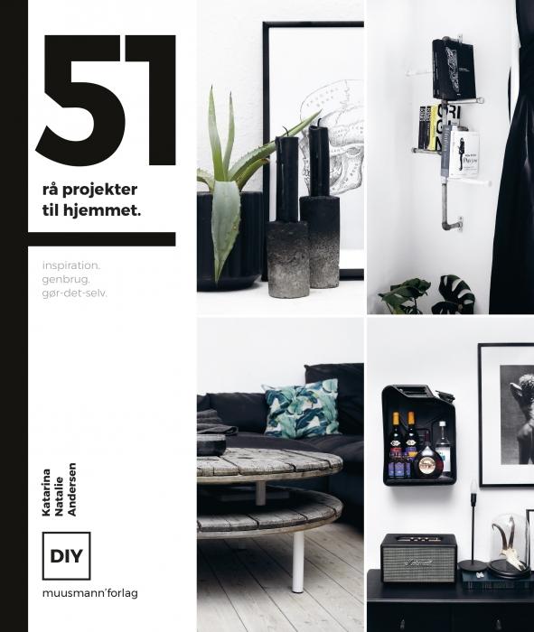 Image of   51 rå projekter til hjemmet (E-bog)