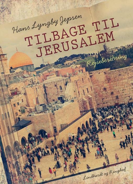 Image of   Tilbage til Jerusalem (Bog)