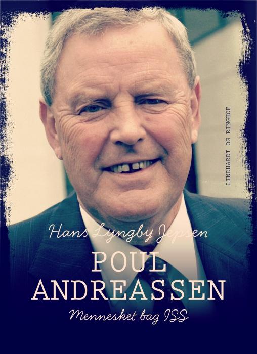 Image of   Poul Andreassen - mennesket bag ISS (Bog)