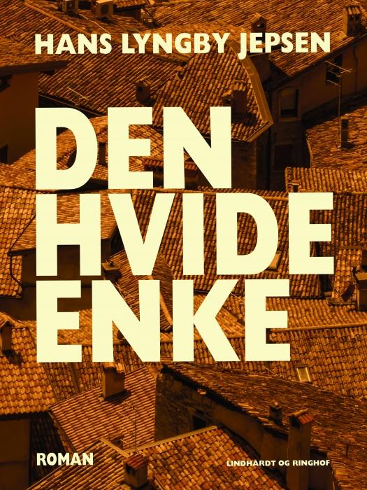 Image of   Den hvide enke (Bog)