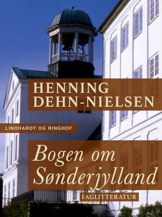 Image of   Bogen om Sønderjylland (Bog)