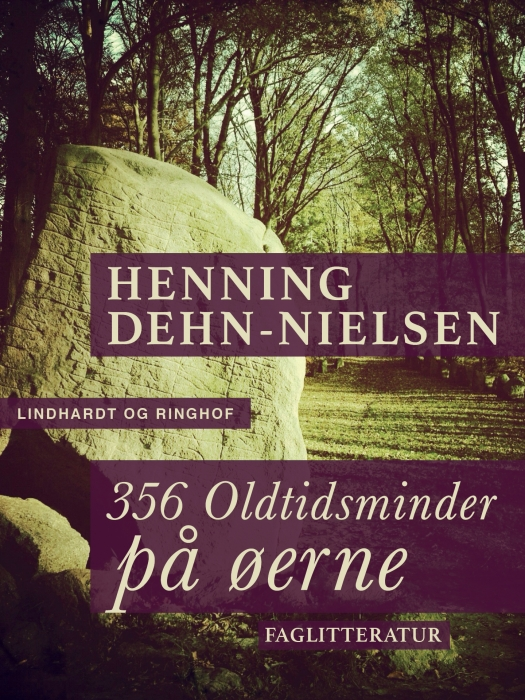 Image of   356 Oldtidsminder på øerne (Bog)