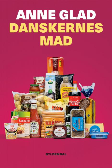 Image of Danskernes mad (E-bog)