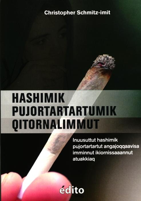 Billede af Hashimik pujortartartumik qitornalimmut (Bog)
