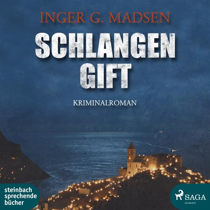 Image of   Schlangengift (Lydbog)