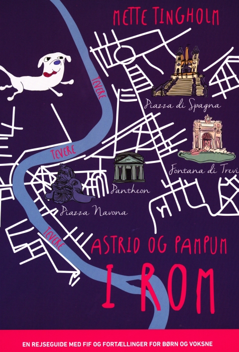 Image of   Astrid og Pampum i Rom (Bog)