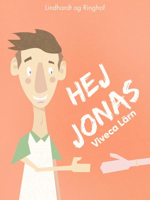 Image of   Hej Jonas (E-bog)
