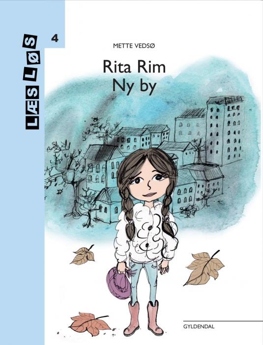 Rita Rim. Ny by (E-bog)