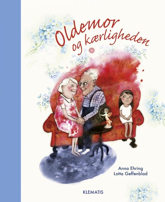 Image of Oldemor og kærligheden (Bog)