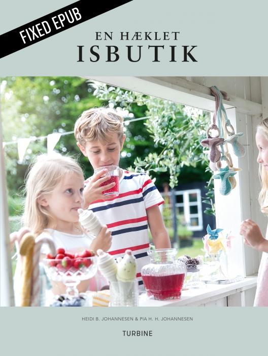 Image of   En hæklet isbutik (E-bog)