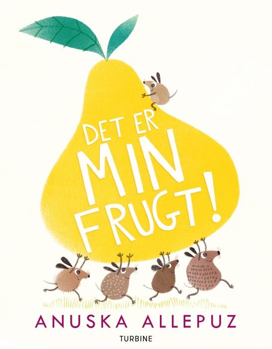 Image of Det er MIN frugt! (Bog)
