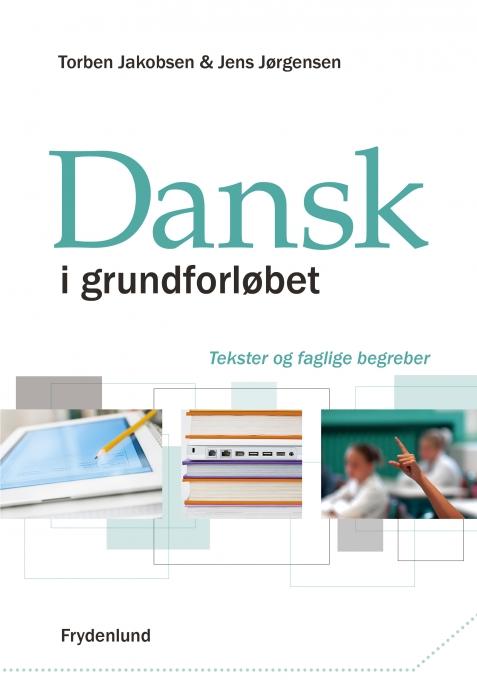 Billede af Dansk i grundforløbet - tekster og faglige begreber (E-bog)