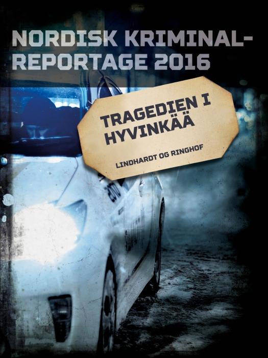 Tragedien i Hyvinkää (E-bog)