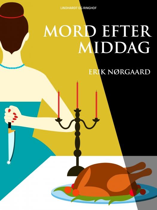 Image of   Mord efter middag (E-bog)