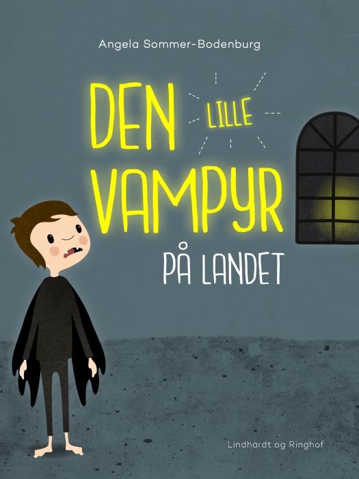 Image of Den lille vampyr på landet (E-bog)