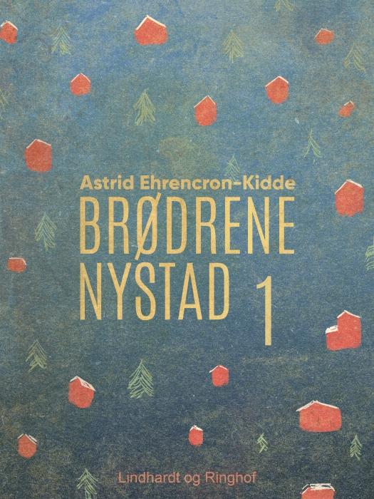 Image of Brødrene Nystad (Bog)