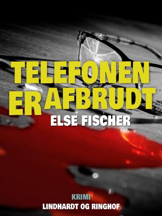 Image of   Telefonen er afbrudt (Bog)